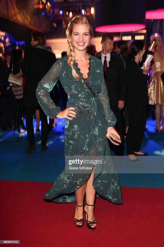 Susan Sideropoulos during the 'Tribute To Bambi' gala at Station on October 5, 2017 in Berlin, Germany.