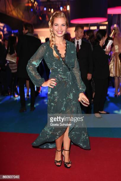 Susan Sideropoulos during the 'Tribute To Bambi' gala at Station on October 5 2017 in Berlin Germany
