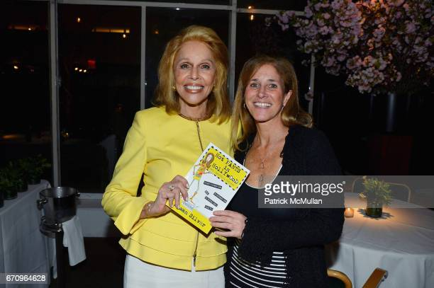 Susan Silver and Ellen Sabin attends Susan Silver's Memoir Signing Celebration at Michael's on April 20 2017 in New York City