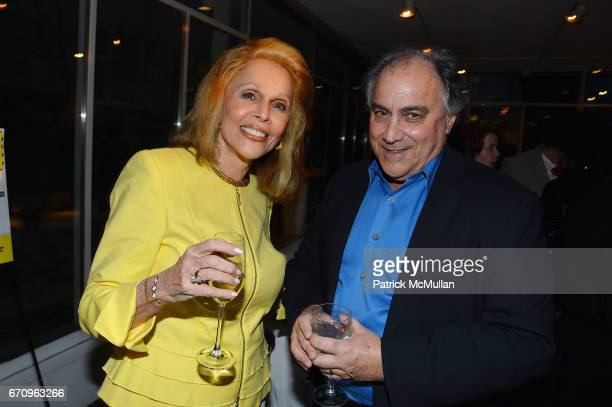 Susan Silver and Steve Forrest attend Susan Silver's Memoir Signing Celebration at Michael's on April 20 2017 in New York City
