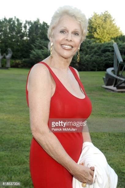 Susan Silver attends 7th Annual Hamptons Happening benefiting the Samuel Waxman Cancer Research Foundation at Private Residence on August 14 2010 in...