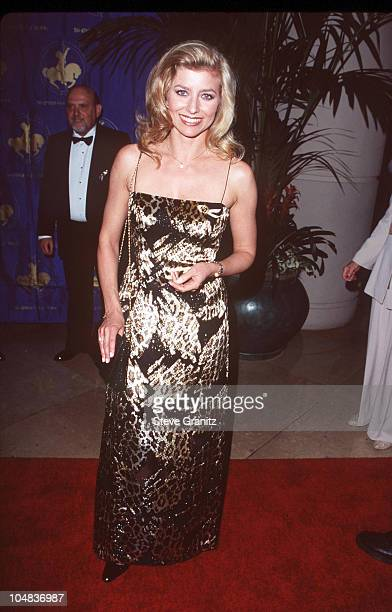 Susan Stahnke during 13th Annual Carousel of Hope Ball Benefiting Childrens Diabetes at Beverly Hilton Hotel in Beverly Hills California United States