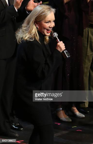 Susan Stroman during the Manhattan Concert Productions 25th Anniversary concert performance of 'Crazy for You' at David Geffen Hall Lincoln Center on...