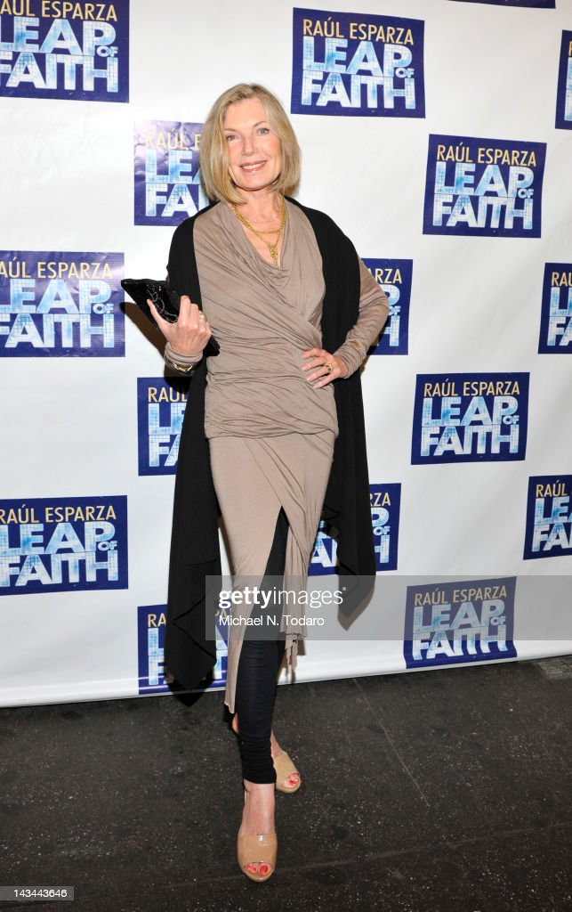 Susan Sullivan attends the 'Leap Of Faith' Broadway Opening Night at St. James Theatre on April 26, 2012 in New York City.