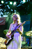 Susan Tedeschi of Tedeschi Trucks Band performs onstage at Waterfront Blues Festival at Tom McCall Waterfront Park on July 1 2016 in Portland Oregon