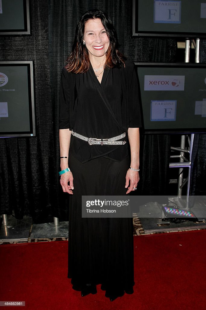 Susan Toney attends the CNN 's 'A New Way of Life Reentry Project' 15th annual fundraising gala at Omni Los Angeles Hotel on December 8, 2013 in Los Angeles, California.