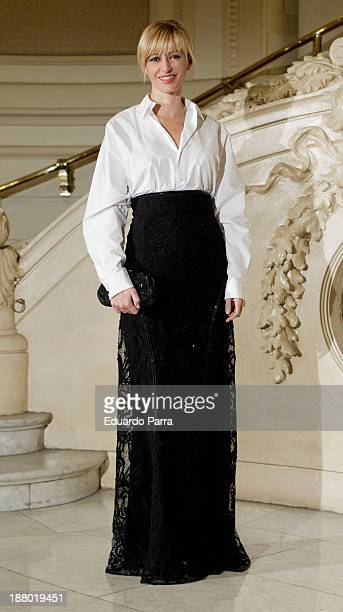 Susana Griso attends the Ralph Lauren Dinner Charity Gala at the Casino de Madrid on November 14 2013 in Madrid Spain