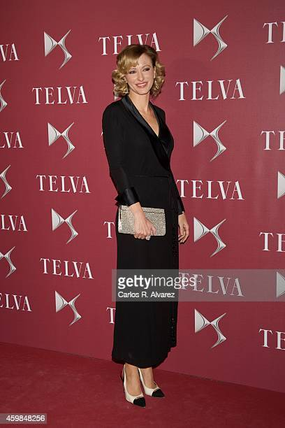 Susana Griso attends the 'Telva Beauty' 2014 awards at the Royal Teather on December 2 2014 in Madrid Spain