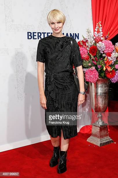 Susann Atwell attends the Bertelsmann Summer Party at the Bertelsmann representative office on September 10 2014 in Berlin Germany