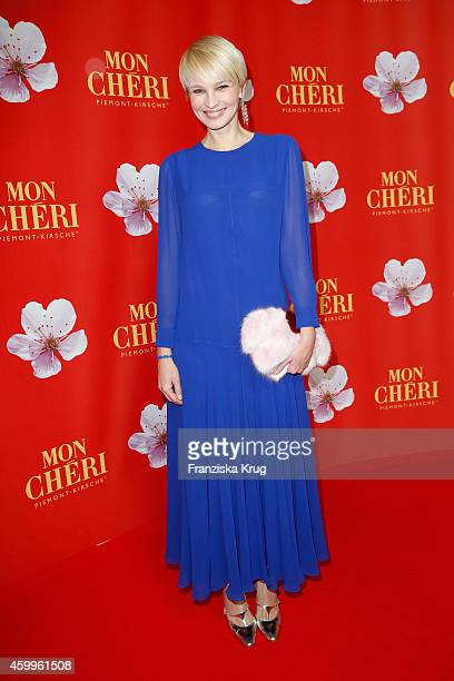 Susann Atwell attends the Mon Cheri Barbara Tag 2014 at Haus der Kunst on December 4 2014 in Munich Germany