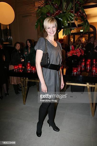 Susann Atwell Bei Der Eröffnung Des Hotel De Rome In Berlin