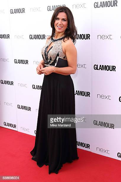 Susanna Reid arrives for the Glamour Women Of The Year Awards on June 7 2016 in London United Kingdom