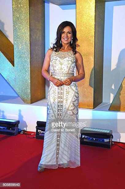Susanna Reid attends the 21st National Television Awards at The O2 Arena on January 20 2016 in London England