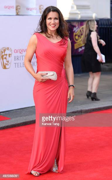 Susanna Reid attends the Arqiva British Academy Television Awards held at the Theatre Royal on May 18 2014 in London England