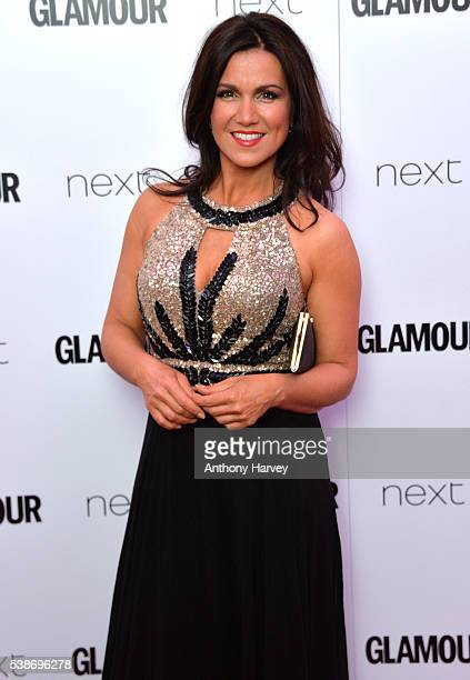 Susanna Reid attends the Glamour Women Of The Year Awards at Berkeley Square Gardens on June 7 2016 in London England