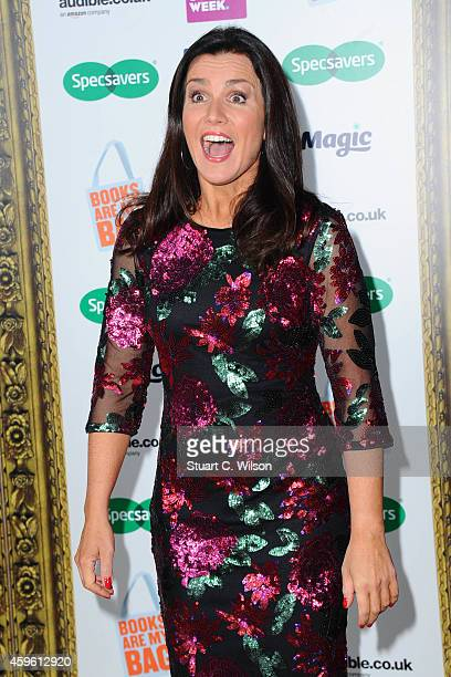 Susanna Reid attends the Specsavers National Book Awards at The Foreign Office on November 26 2014 in London England