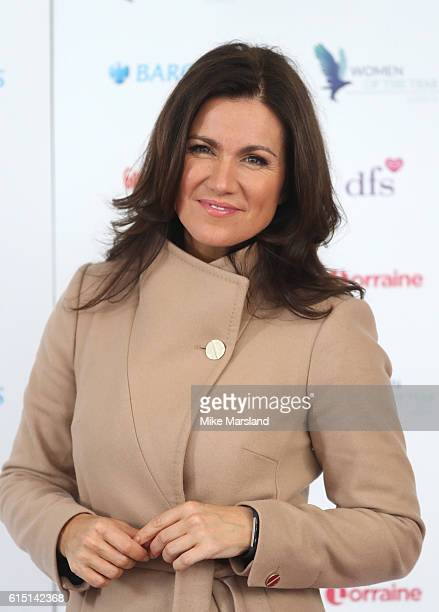 Susanna Reid attends the Women of the Year Awards 2016 at InterContinental Park Lane Hotel on October 17 2016 in London England