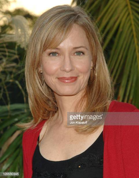 Susanna Thompson during 2005 NBC Network All Star Celebration at Century Club in Century City California United States