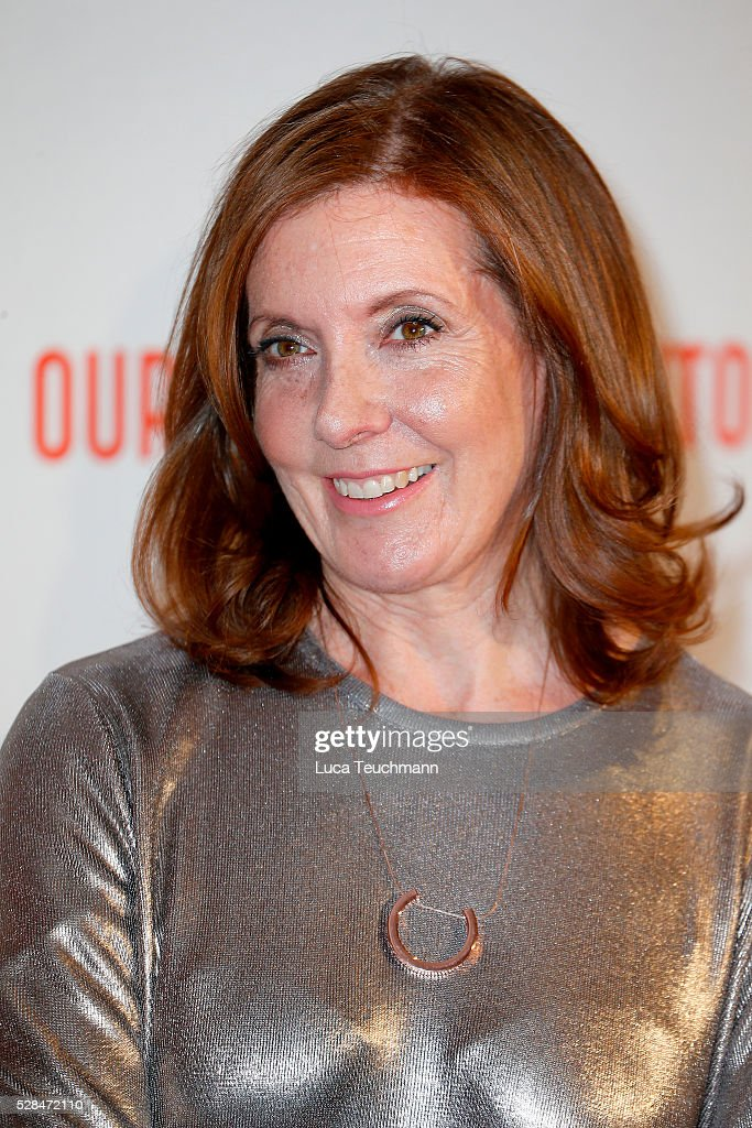 Susanna White arrives for the UK Gala of 'Our Kind Of Traitor' at The Curzon Mayfair on May 5, 2016 in London, England.