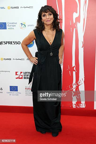 Susanne Bier during the 29th European Film Awards at National Forum of Music on December 10 2016 in Wroclaw Poland