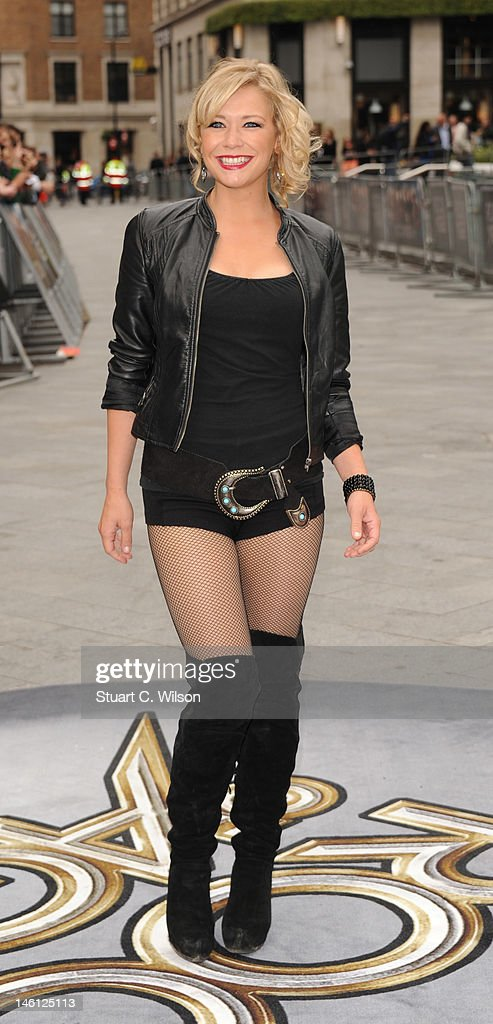 Susanne Shaw attends the premiere for Rock Of Ages at Odeon Leicester Square on June 10, 2012 in London, England.