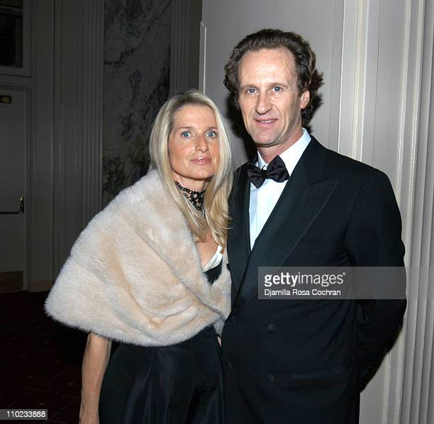Susanne Thun And Matteo During Interior Design Magazine Hall Of Fame At Waldorf Astoria Hotel