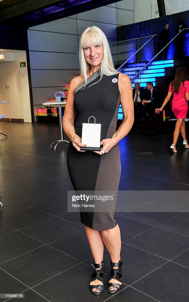 Susanne Tide-Frater attends the Luxury Briefing Awards on June 11, 2013 in London, England.