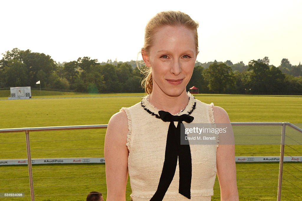 Susanne Wuest attends day one of the Audi Polo Challenge at Coworth Park on May 28, 2016 in London, England.