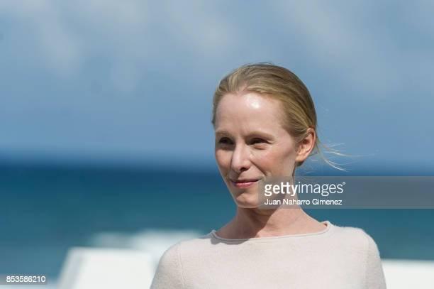 Susanne Wuest attends 'Light' photocall during 65th San Sebastian Film Festival on September 25 2017 in San Sebastian Spain
