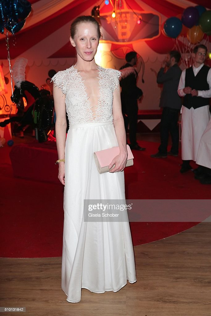 Susanne Wuest during the Bild 'Place to B' Party at Borchardt during the 66th Berlinale International Film Festival Berlin on February 13, 2016 in Berlin, Germany.