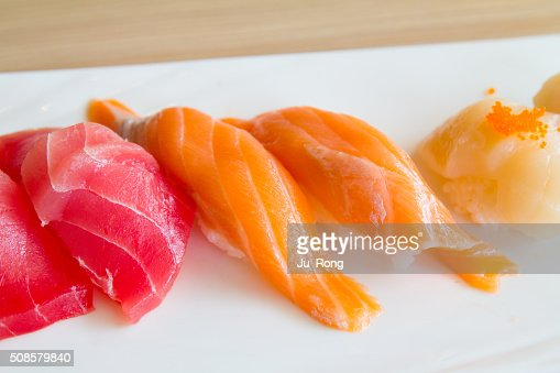 Sushi plate : Stockfoto