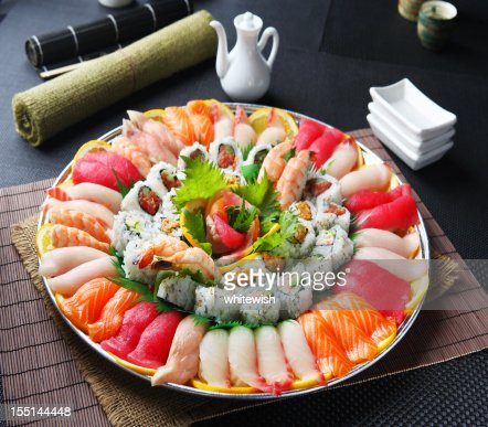 Sushi & Roll Party Tray