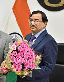 IND: Sushil Chandra Takes Charge As New Election Commissioner At Nirvachan Sadan