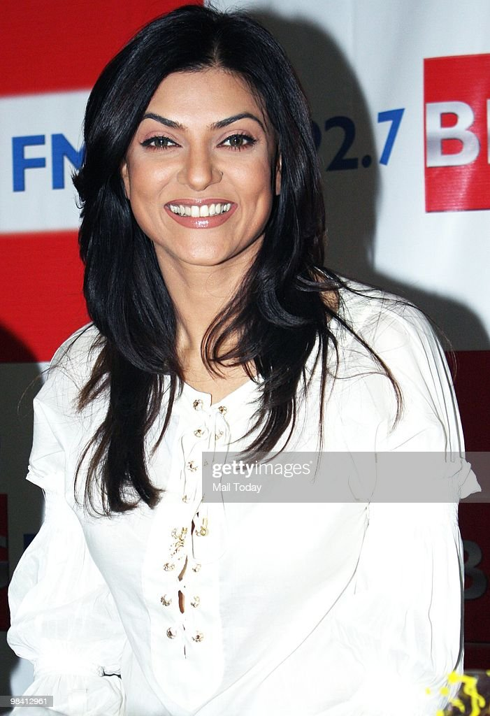 <a gi-track='captionPersonalityLinkClicked' href=/galleries/search?phrase=Sushmita+Sen&family=editorial&specificpeople=728099 ng-click='$event.stopPropagation()'>Sushmita Sen</a> at an event at a radio station in Mumbai on April 7, 2010.