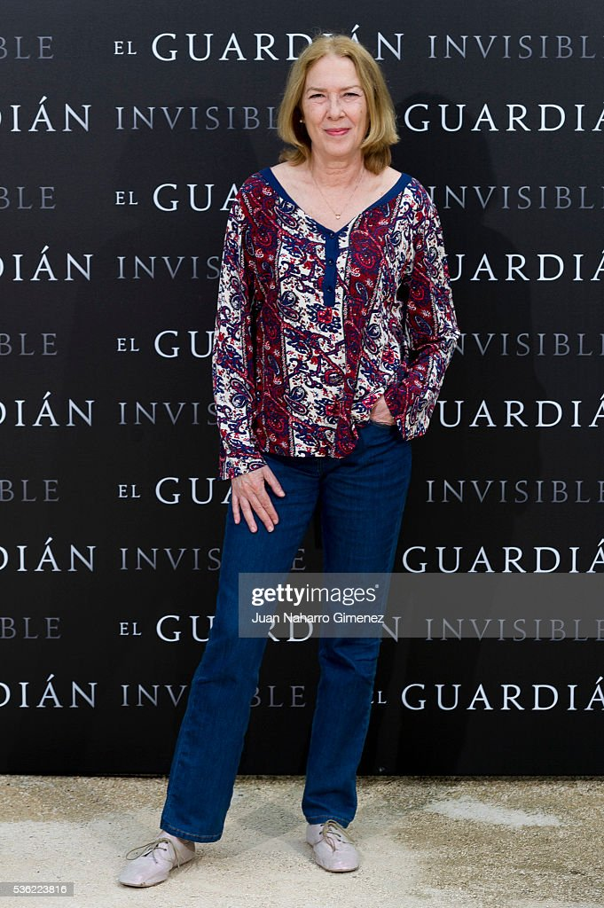 Susi Sanchez attends 'EL Guardian Invisible' photocall on May 31, 2016 in Madrid, Spain.
