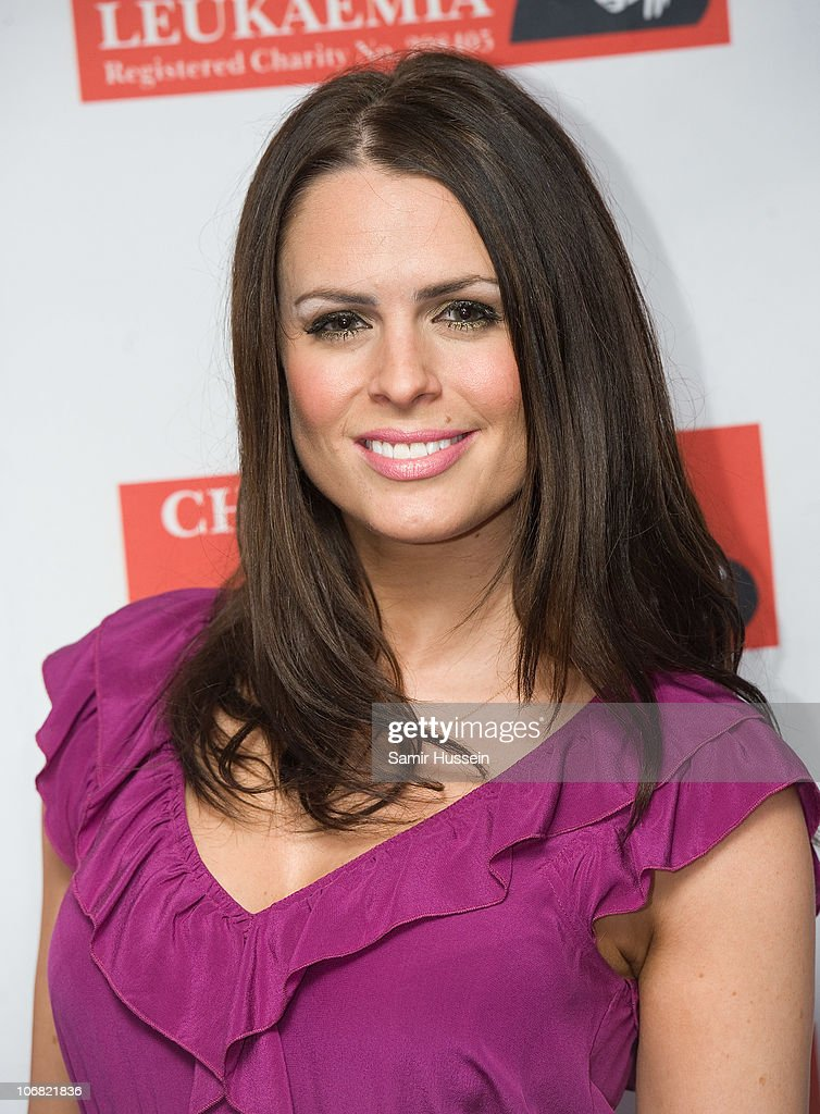 Susie Amy attends the Marion Rose Ball in aid of Children with Leukaemia at the Grosvenor House Hotel on Novemer 13, 2010 in London, England.