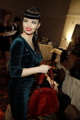 Susie Brown attends the Backstage Creations celebrity retreat during the American Country Awards at the MGM Grand Garden Arena on Dec 5 2011 in Las...