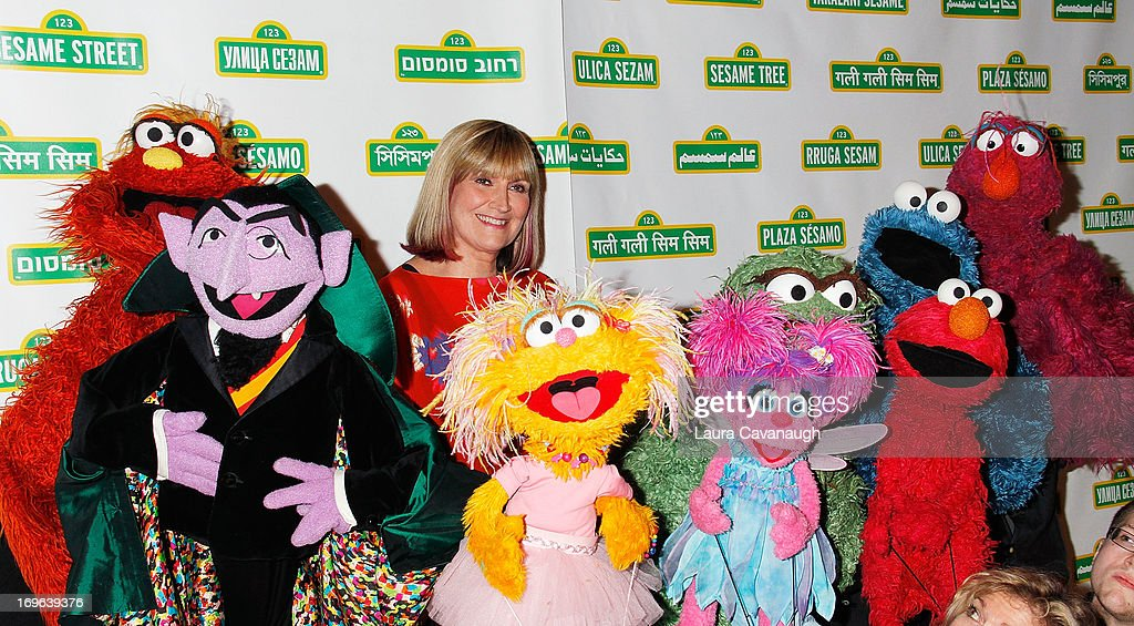 Susie Buffett attends the 11th annual Sesame Street Workshop Benefit Gala at Cipriani 42nd Street on May 29, 2013 in New York City.
