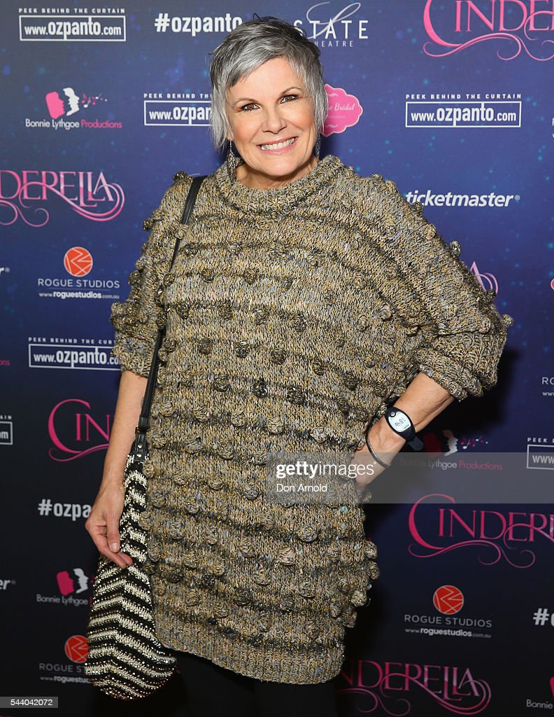 <a gi-track='captionPersonalityLinkClicked' href=/galleries/search?phrase=Susie+Elelman&family=editorial&specificpeople=211292 ng-click='$event.stopPropagation()'>Susie Elelman</a> arrives ahead of opening night of Cinderella at State Theatre on July 1, 2016 in Sydney, Australia.
