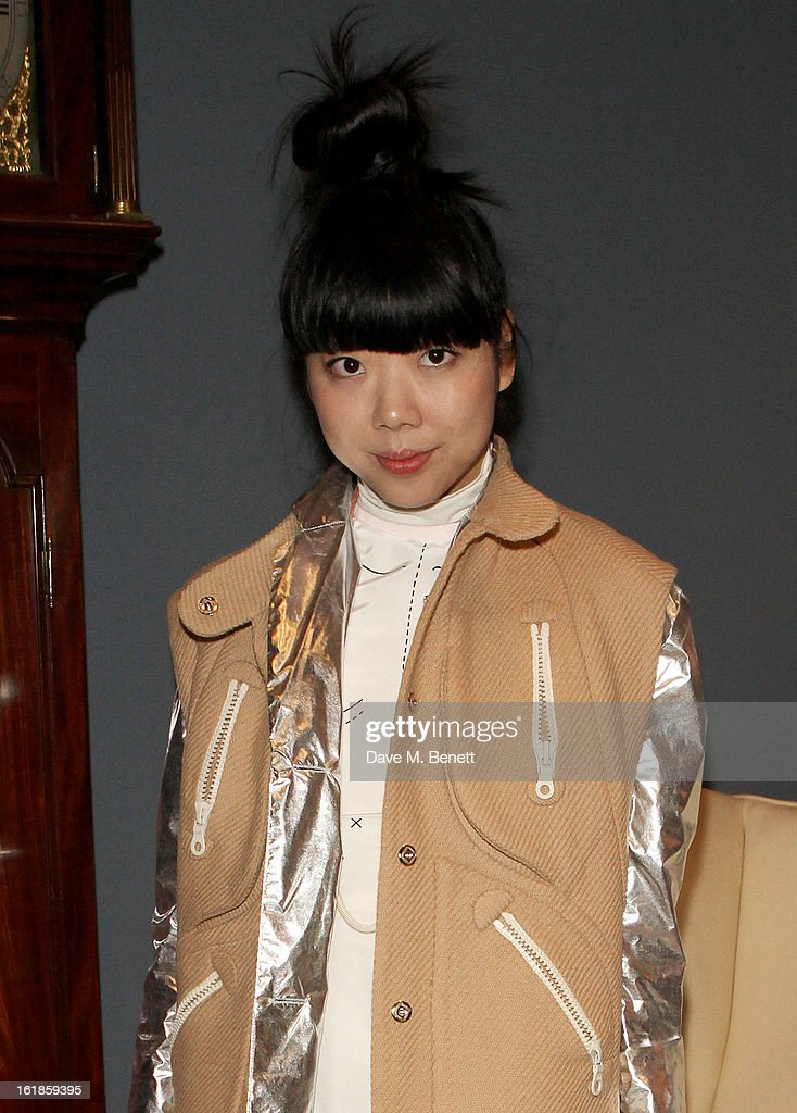 Susie Lau attends the Whistles Limited Edition Autumn/Winter 2013 Collection at The Arts Club on February 17, 2013 in London, England.
