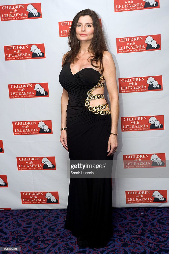 Susie Verrico attends the Marion Rose Ball in aid of Children with Leukaemia at the Grosvenor House Hotel on Novemer 13, 2010 in London, England. (Photo by Samir Hussein/Getty Images) *** Susie Verico