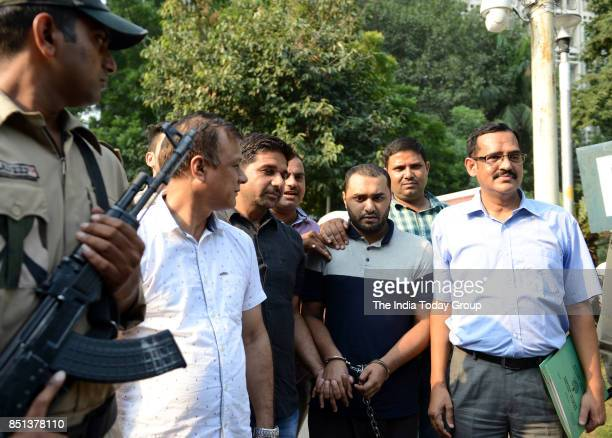 Suspected alQaeda operative Shauman Haq alias Shami ur Rehman a British national of Bangladeshi origin was arrested by the special cell of the Delhi...
