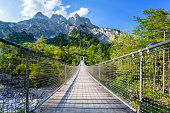 Germany, Berchtesgaden, Summer, Mountain, Klausbachtal