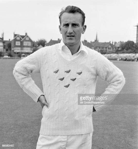 Sussex cricketer Ted Dexter circa 1964