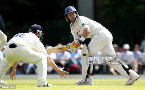 Sussex's Chris Nash in action during the Liverpool Victoria County Championship match at Aigburth Road Liverpool