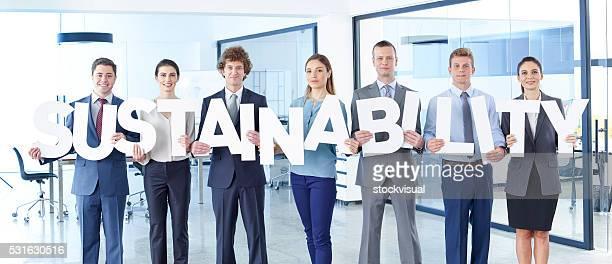 La sostenibilità