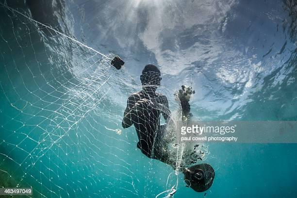 sustainable net fishing
