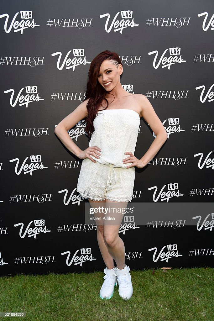 J Sutta attends The Music Lounge In Palm Springs at the Ingleside Inn on April 16, 2016 in Palm Springs, California.