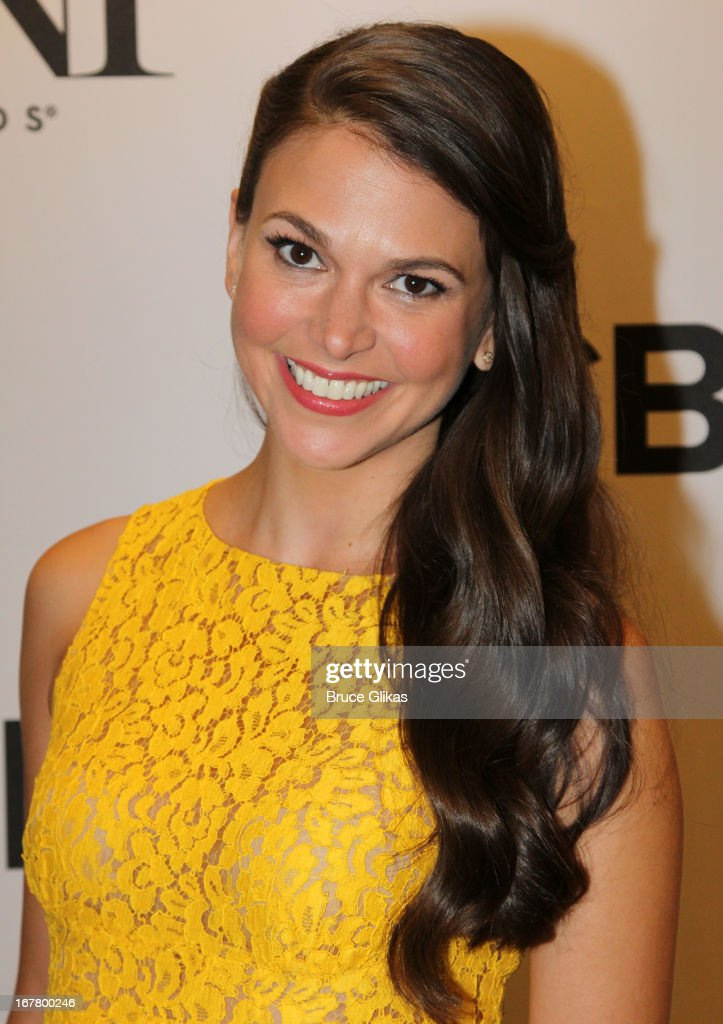Sutton Foster attends the 2013 Tony Awards Nominations at The New York Public Library for Performing Arts on April 30, 2013 in New York City.