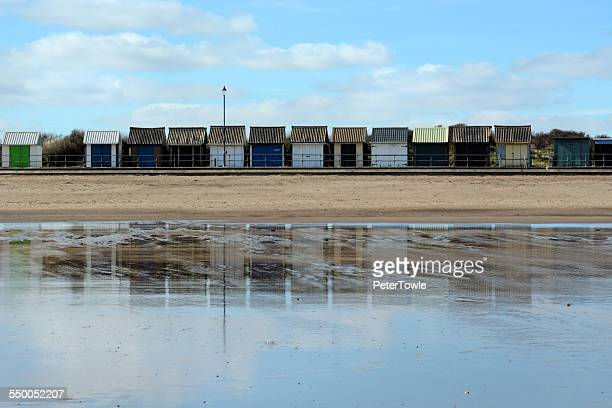 Sutton On Sea Beach huts